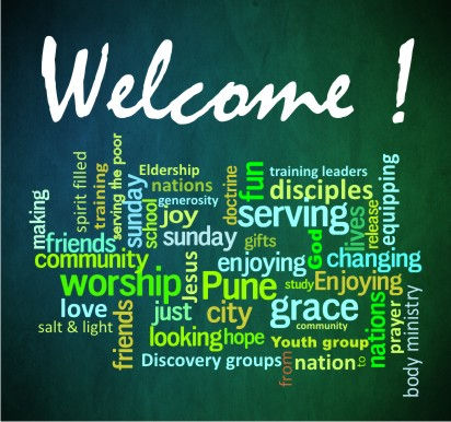 Welcome to Word of Grace Church, Pune – Word of Grace Church, Pune