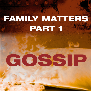 Sermon: Gossip | Series: Family Matters 1 – Word of Grace Church, Pune