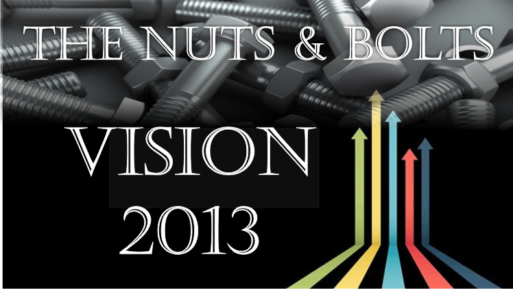 Vision 2013 :5 Nuts & bolts 2 – Word of Grace Church, Pune