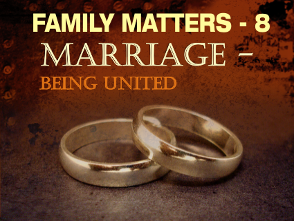 Family Matters Part 8 | Marriage – 3 | Colin D Cruz – Word of Grace Church, Pune