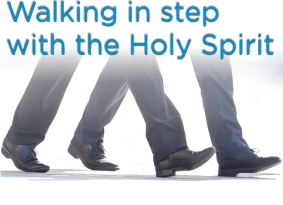 Walking in step with the Holy Spirit | Wellington Gomes – Word of Grace Church, Pune