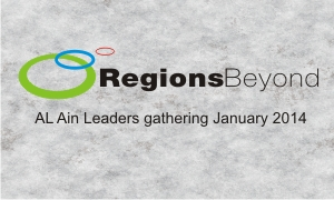 Regions Beyond leaders gathering Session 6| Terry Virgo – Word of Grace Church, Pune