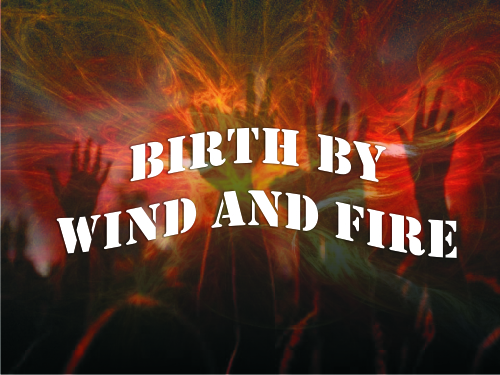 Birth by wind and fire | Colin D Cruz – Word of Grace Church, Pune