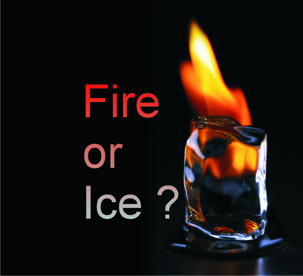 Fire or Ice?   Colin D' Cruz – Word of Grace Church, Pune