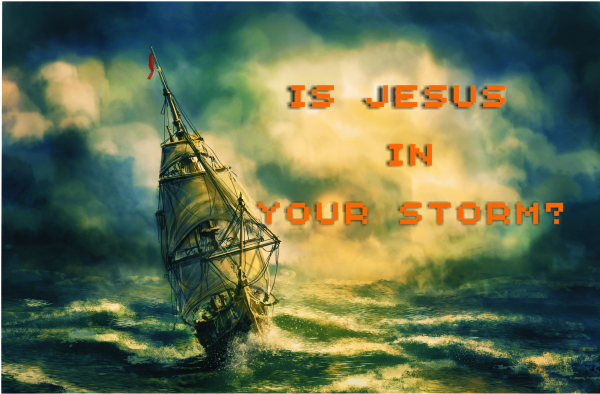 Is Jesus in your storm? |Austin Kudalkar – Word of Grace Church, Pune
