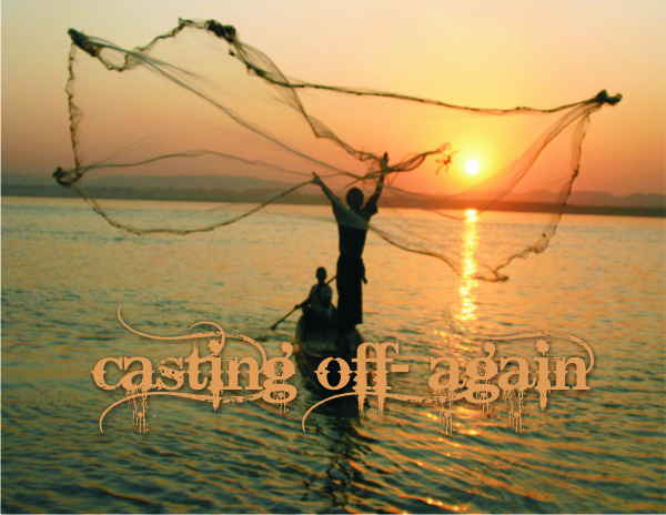 Casting off- again |Mark Jones – Word of Grace Church, Pune