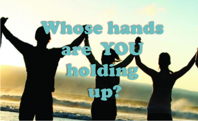Whose hand are you holding up? | Colin D'Cruz – Word of Grace Church, Pune