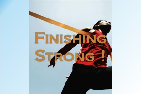 Finishing Strong | Alan Preston – Word of Grace Church, Pune