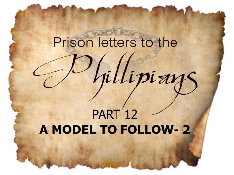 Philippians 12: A model to follow-2| Colin D'cruz Philippians 12: A model to follow-2| Colin D'cruz – Word of Grace Church, Pune