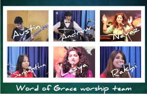Word of Grace Worship: LIVE | May 7, 2017 – Word of Grace Church, Pune