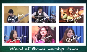 Word of Grace Worship : LIVE | December 10, 2017 – Word of Grace Church, Pune
