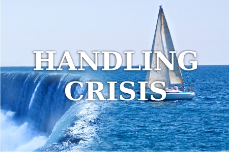 Handling crisis in life |Justin Handling crisis in life | Justin – Word of Grace Church, Pune
