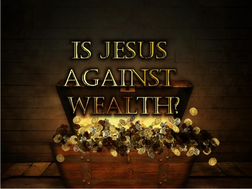 Is Jesus against wealth? | Colin D Cruz Is Jesus against wealth? | Colin D Cruz – Word of Grace Church, Pune