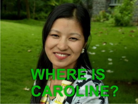 Where is Caroline? |Colin D'cruz – Word of Grace Church, Pune
