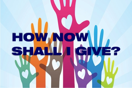 How now shall I give?| Colin D'cruz – Word of Grace Church, Pune