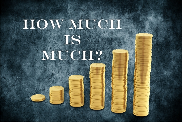 How much is much?| Colin D – Word of Grace Church, Pune