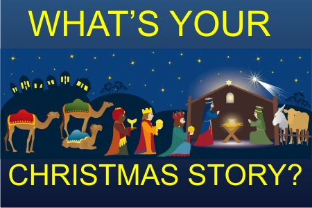 What's your Christmas story?| Justin J – Word of Grace Church, Pune