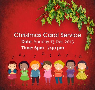 Christmas Carol evening – Word of Grace Church, Pune