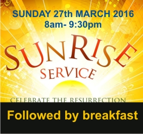 EASTER SUNRISE SERVICE 2016 – Word of Grace Church, Pune