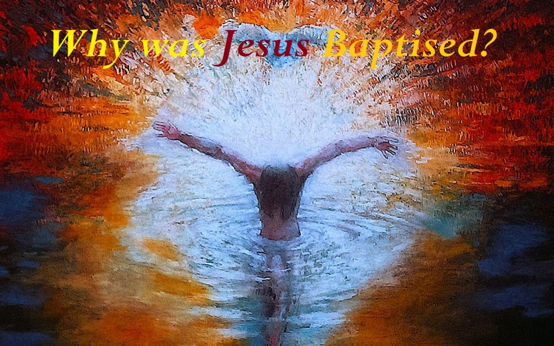 Why was Jesus Baptized?| Chris – Word of Grace Church, Pune