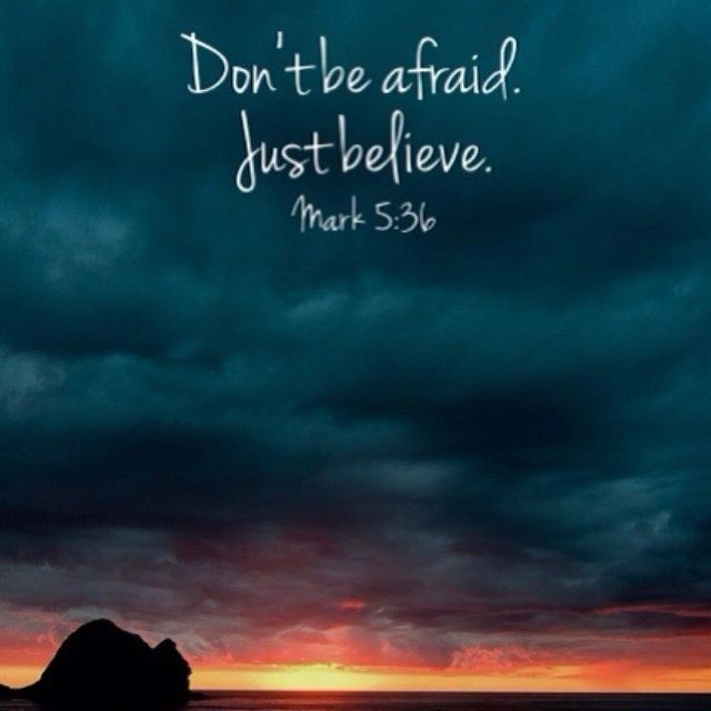 Don't be Afraid, just Believe| Austin K – Word of Grace Church, Pune