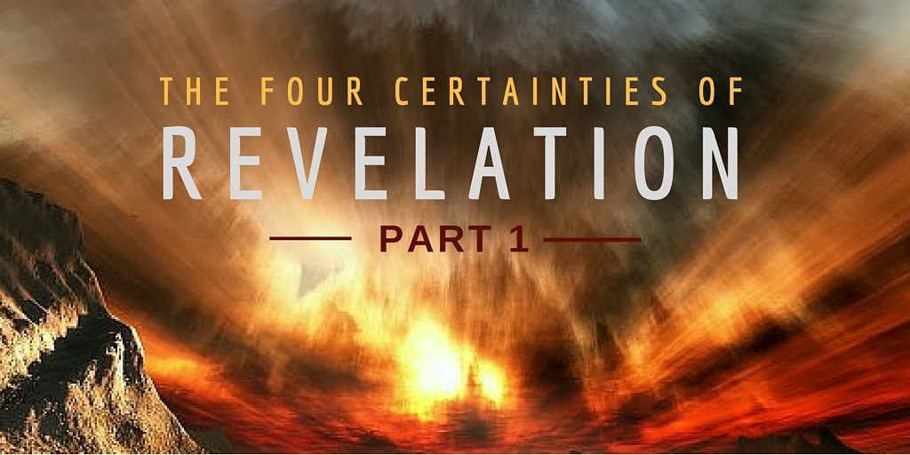 The four certainties of Revelation- Part 1| Chris – Word of Grace Church, Pune