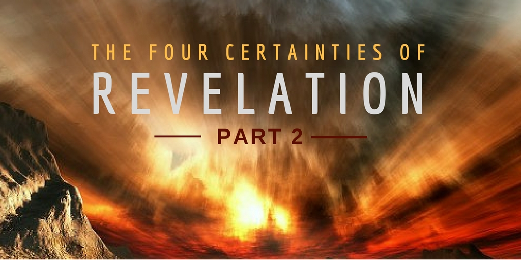 The Four certainties of Revelation- Part 2| Chris – Word of Grace Church, Pune