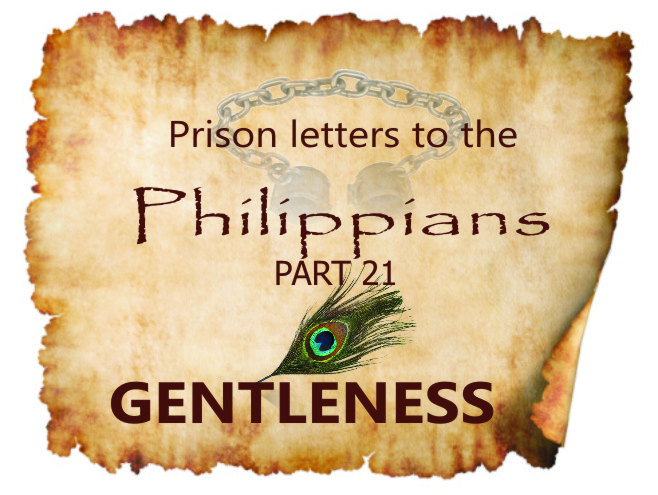 Philippians Part 21: Gentleness| Colin D – Word of Grace Church, Pune