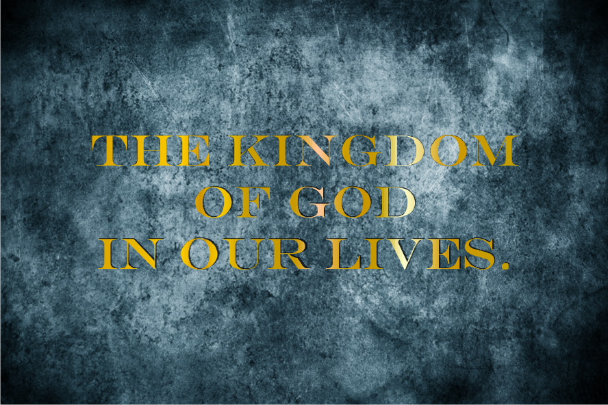 The Kingdom of God in our lives| Austine K – Word of Grace Church, Pune