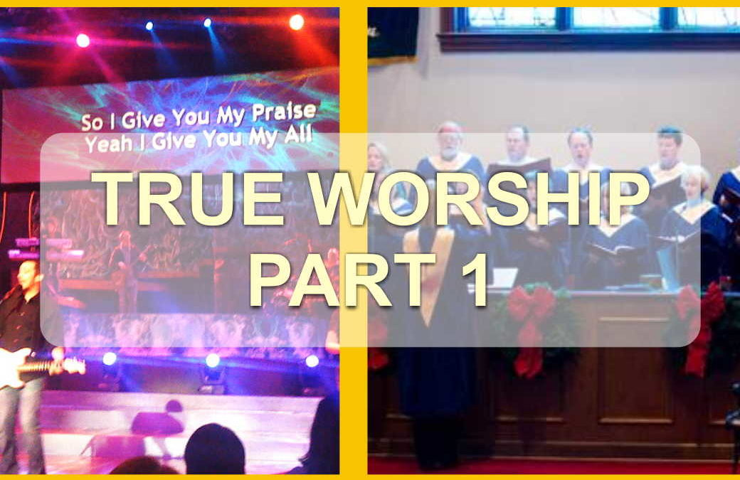 True Worship: Part 1| Colin D – Word of Grace Church, Pune