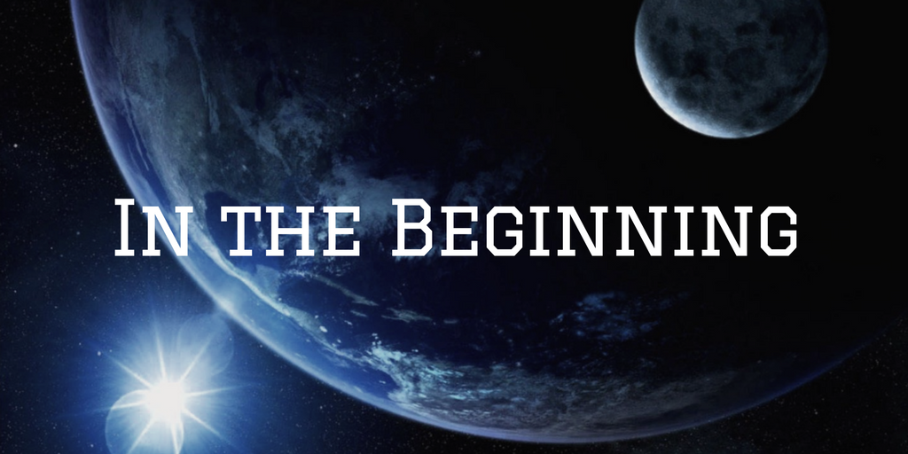 In the Beginning| Chris B – Word of Grace Church, Pune