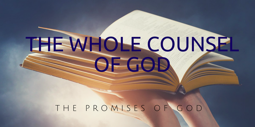 The Whole cousel of God| Abdullah J – Word of Grace Church, Pune
