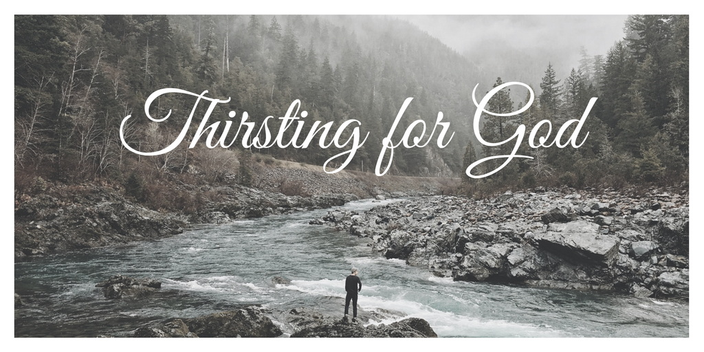 Thirsting for God: Part 1| Rodney H – Word of Grace Church, Pune