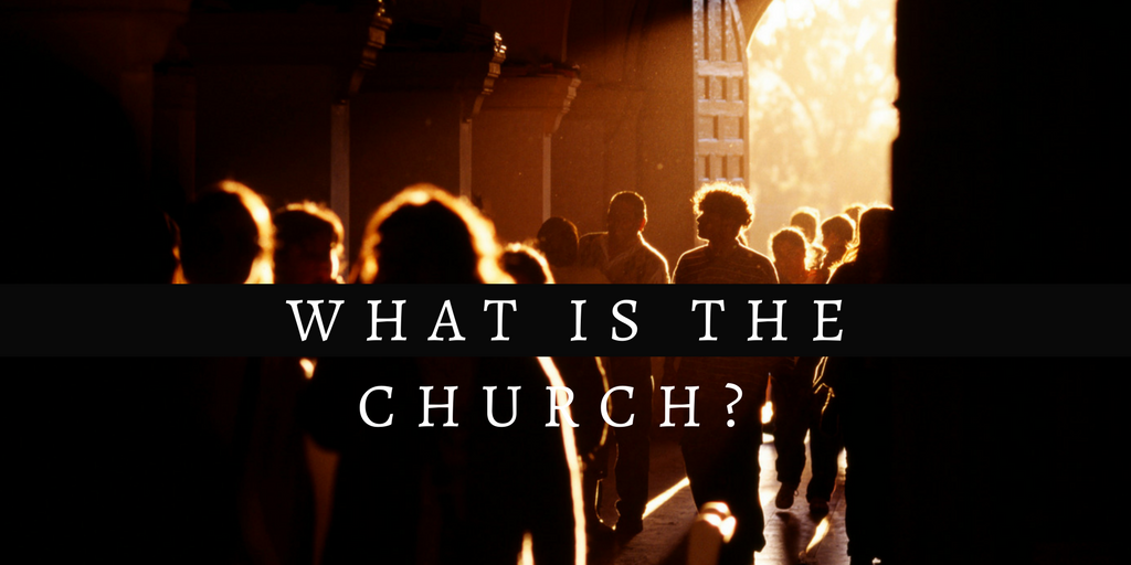 What is the church? | Colin D – Word of Grace Church, Pune