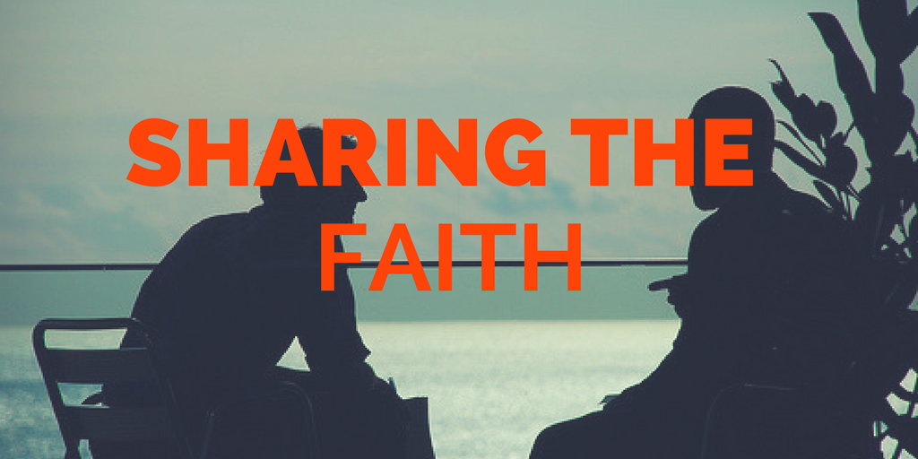Sharing your Faith | Colin D – Word of Grace Church, Pune