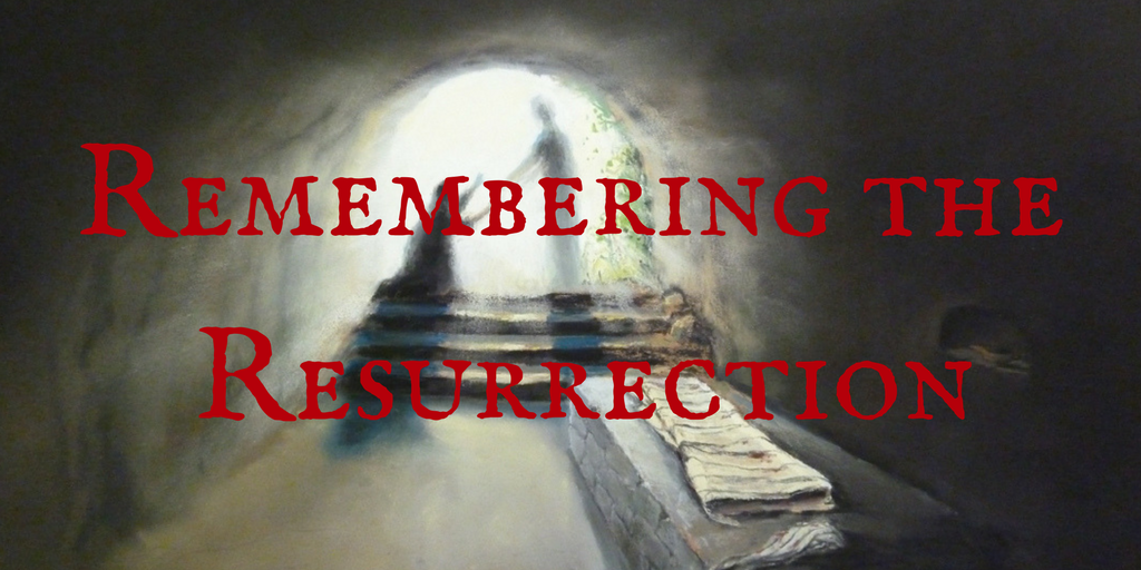 Remembering the Resurrection  Colin D – Word of Grace Church, Pune