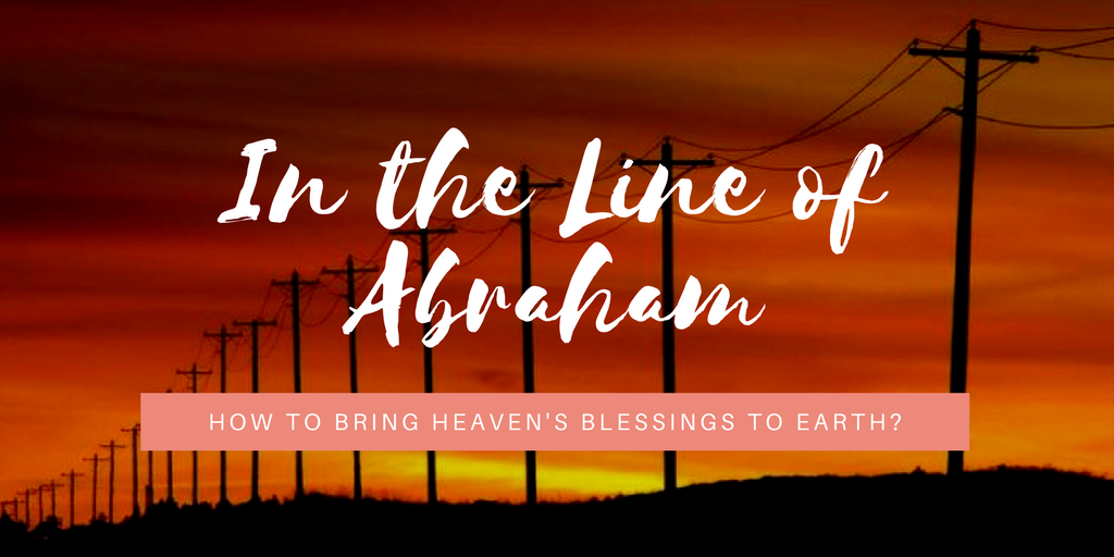 In the line of Abraham | Ranjit R – Word of Grace Church, Pune
