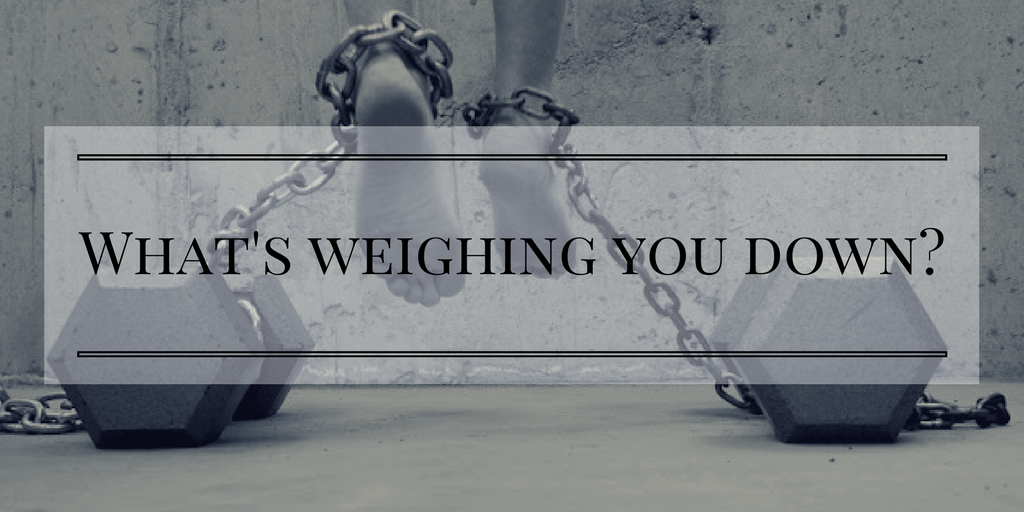 What's Weighing you down?| Sunith N – Word of Grace Church, Pune