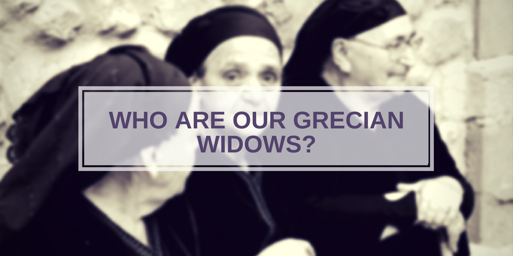 Who are our Grecian widows? | Colin D – Word of Grace Church, Pune