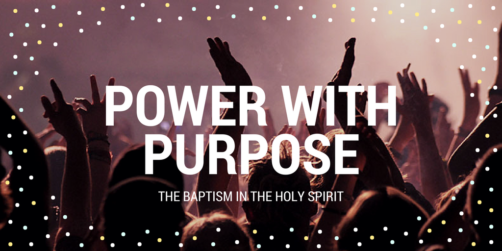 Power with Purpose| Colin D – Word of Grace Church, Pune