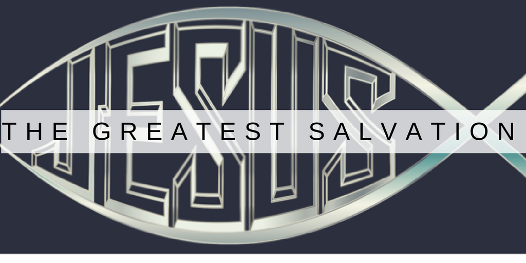 The Greatest Salvation | Chris B – Word of Grace Church, Pune