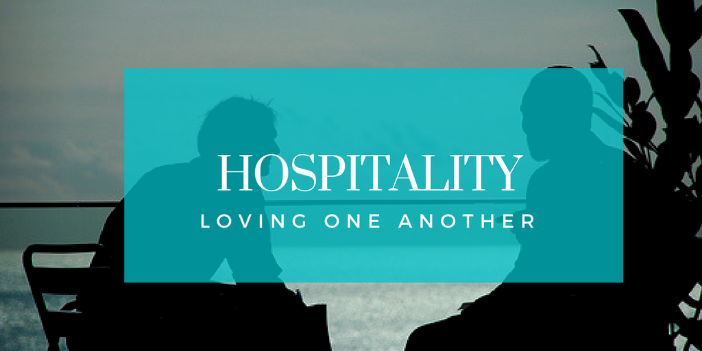 Hospitality: Loving one another | Colin D – Word of Grace Church, Pune