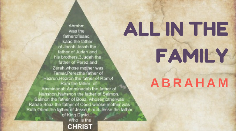 All in the Family- Abraham | Colin D – Word of Grace Church, Pune