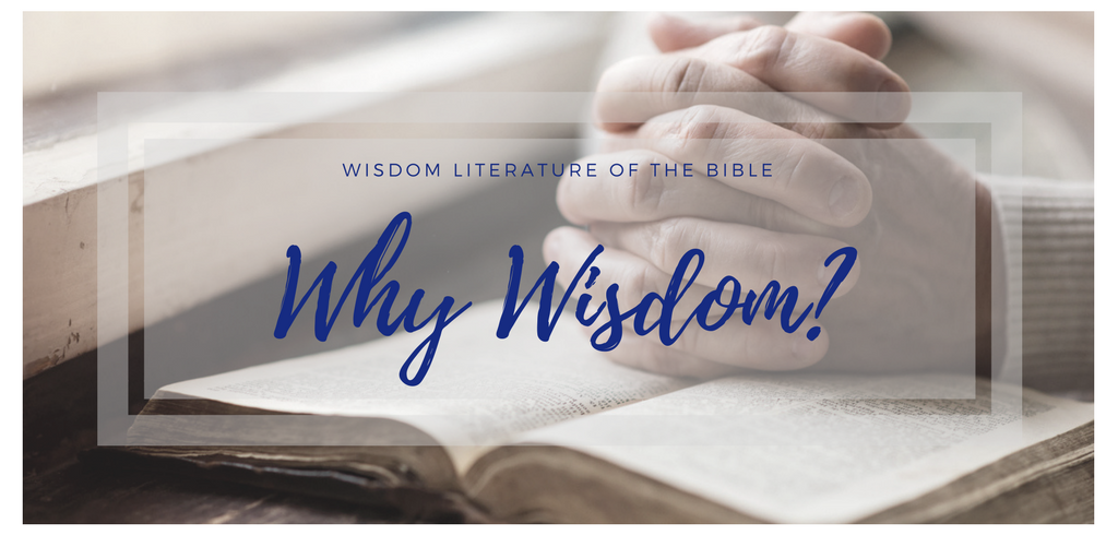 Why Wisdom? | Chris B – Word of Grace Church, Pune