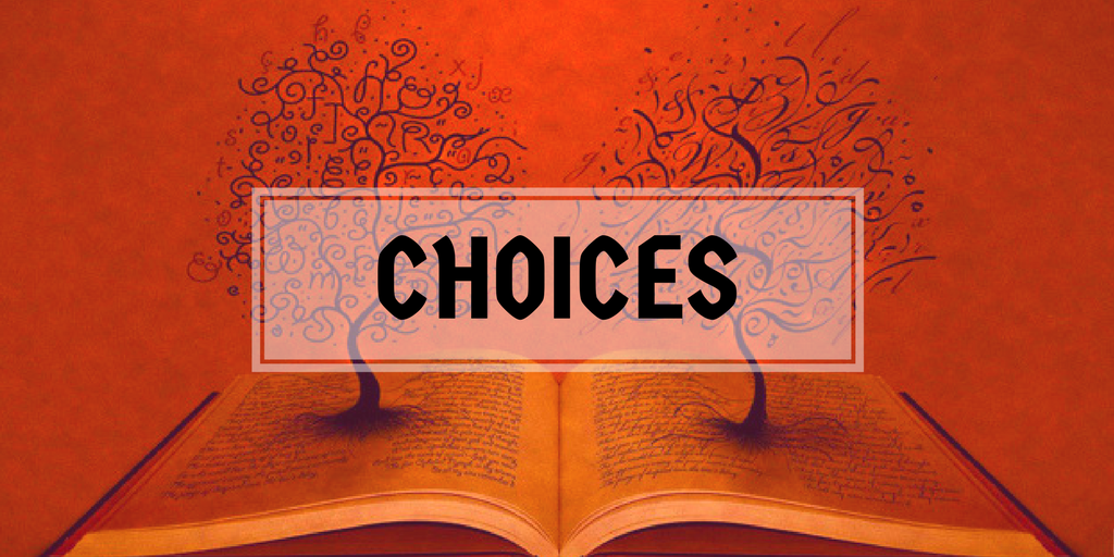 Choices | Donald D – Word of Grace Church, Pune