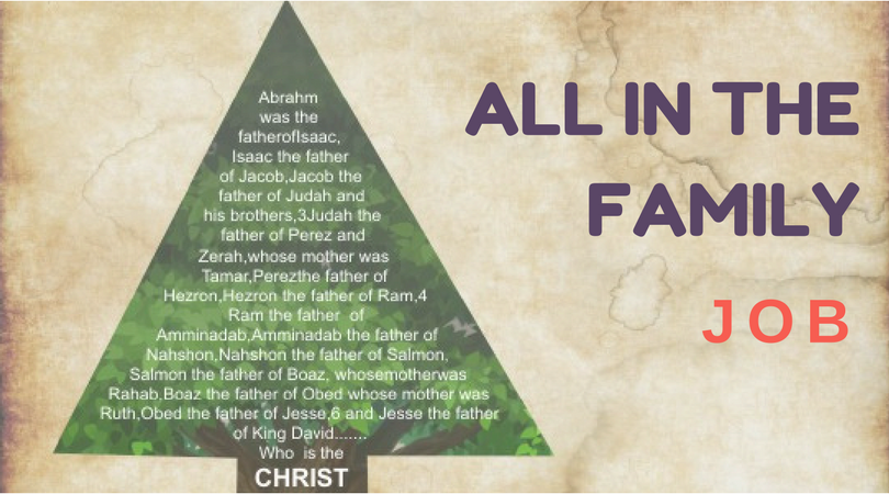 All in the Family- Job | Chris B – Word of Grace Church, Pune