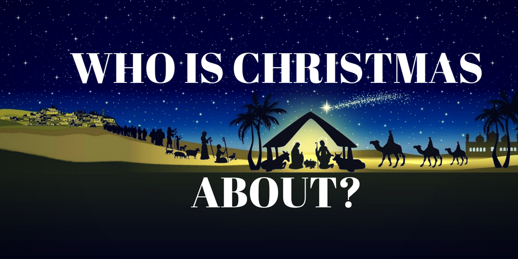 Who is Christmas about? | Colin D – Word of Grace Church, Pune