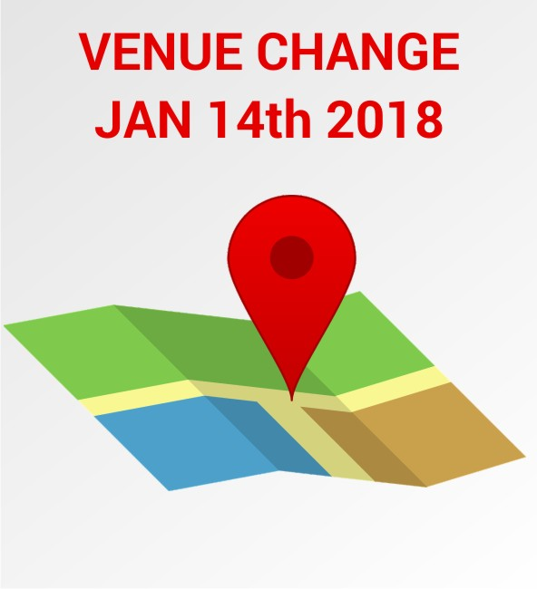 VENUE CHANGE FOR JAN 14th 2017 – Word of Grace Church, Pune