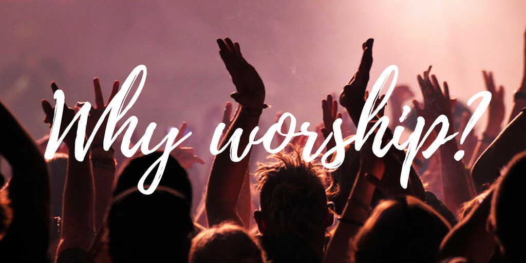 Why Worship? | Navaz D – Word of Grace Church, Pune