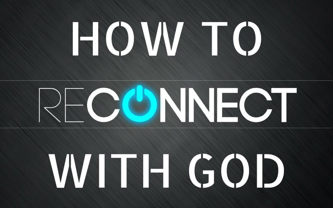 How to reconnect with God? | Chris B – Word of Grace Church, Pune